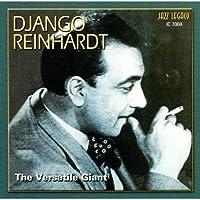The Versatile Giant by Django Reinhardt (2010-08-17)