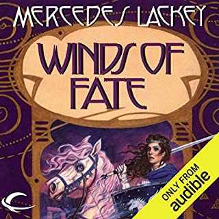 Page de couverture de Winds of Fate