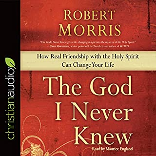 The God I Never Knew audiobook cover art