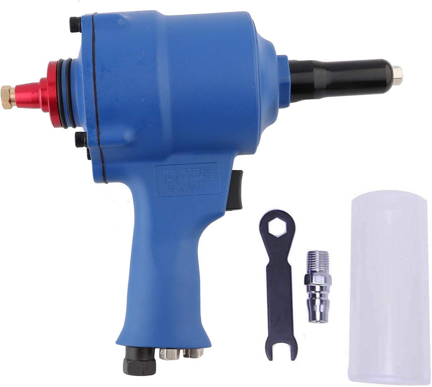 Pneumatic A surprise price is realized Riveter - KP-705X Grip Rivet Pistol 2021 new
