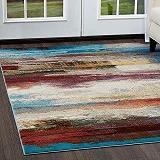 Home Dynamix Nicole Miller Parlin Saffron Area Rug, 5'3