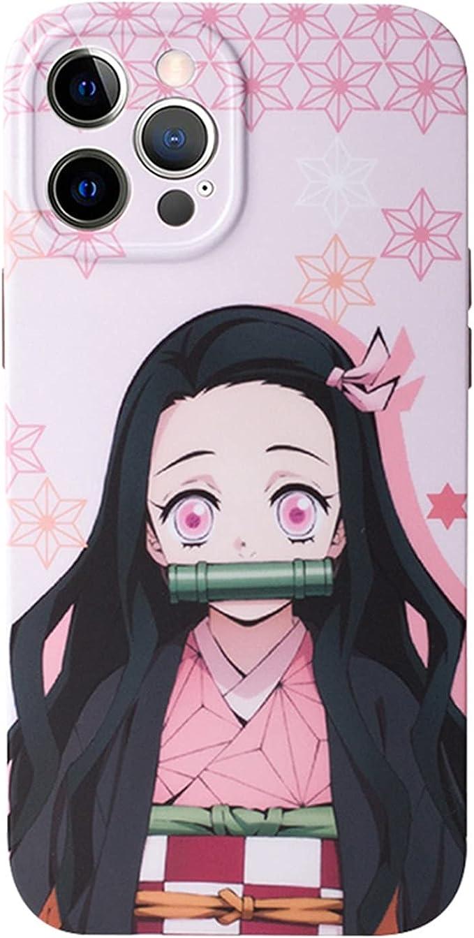 Crazynekos Demon Slayer Tanjirou Nezuko Zenitsu Inosuke Soft Shell Phone Case Cover For All Iphone Case Type Iphone 11 12 Pro Max 7 8 se X XR XS Max (For iphone 7/8,Nezuko) : Amazon.co.uk: Electronics & Photo