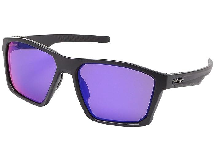 Oakley Targetline (Matte Black Urban w/PRIZM Road) Fashion Sunglasses