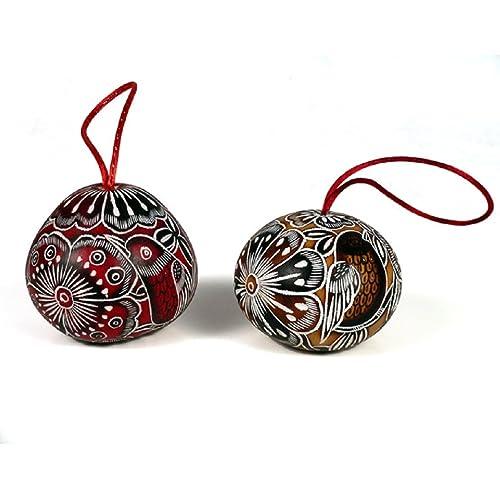 Nature Ornaments Amazon Com