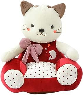 Plush toy bunny monkey panda children sofa lazy cartoon baby seat stool small sofa tatami cushion A