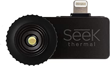 Seek Thermal Compact – All-Purpose Thermal Imaging Camera for iOS