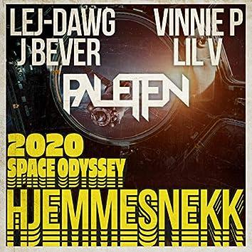 Space Odyssey 2020 - Hjemmesnekk (feat. Paletten)
