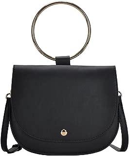 Julia Crossbody Bag: Black - Taupe - Blush BGW-48737