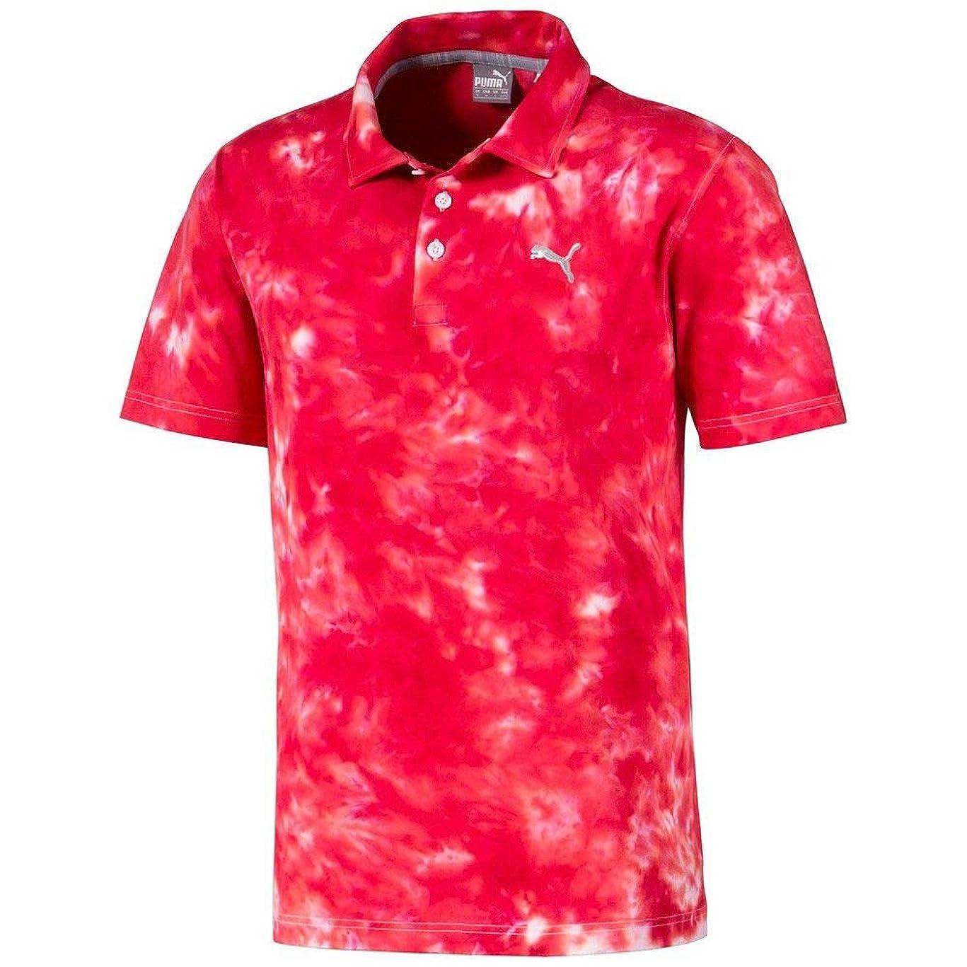 マイクロフォンバルーン挑発する[プーマ PUMA] メンズ トップス Tシャツ PUMA Men's Haight Polo [並行輸入品]