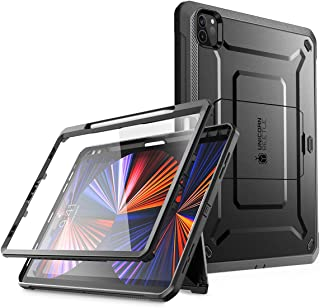 SUPCASE iPad Mini5 ケース 2019 New iPad Mini4併用 アイパッド全面保護 スタンド機能 スクリーン保護 フロント液晶フィルム付属 耐衝撃 傷防止 頑丈 UBproシリーズ ブラック