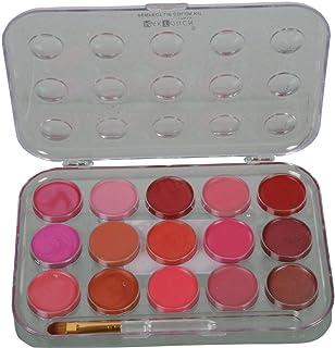 Max Touch Lip Colour Palette MT-2081