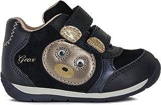 Geox Girl's B B First Walker Shoe
