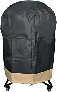 Onlyfire Kamado Grill Cover Fits for Large Big Green Egg,Kamado Joe Classic and Stand-Alone,Large Grill Dome,Louisiana K22,Coyote The Asado Cooker and Other,30