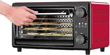 SHKUU Machine dessiccateur Fruits Minuterie déshydrateur Automatique Déshydrateur Alimentaire Multifonctionnel, Machine dé...