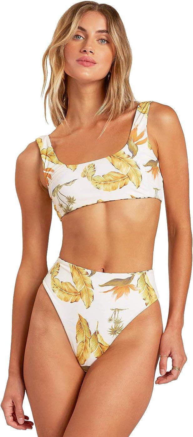 Billabong Women's Standard Sweet Sands Rise Bikini Bottom