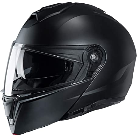 HJC i90 Modular Motorcycle Helmet SF Black 5X-Large