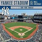 New York Yankees Yankee Stadium 2021 Calendar