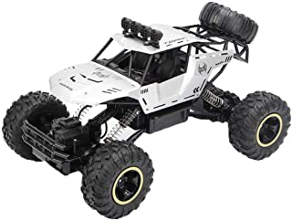 Hli-SHJHsmu 4X4 Rc Crawler Waterproof Rc Car High Speed Remote Control Car for Kids Adults Kids Large Size High Speed Fast Racing Monster Vehicle Electric Hobby Toy Truck