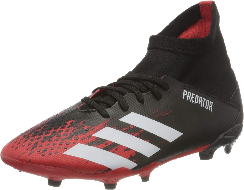 adidas Predator 20.3 FG J, Chaussures de Football Unisexe Mixte ...