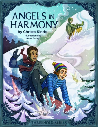 Angels in Harmony (Threshold Series) by [Christa J. Kinde]