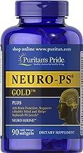 Puritans Pride Neuro-ps Gold, 90 Count