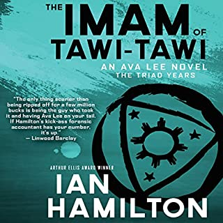 The Imam of Tawi-Tawi audiobook cover art