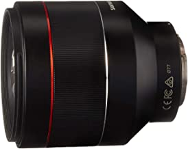 Best samyang 85mm f 1.4 sony e mount Reviews