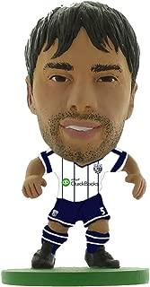 SoccerStarz West Bromwich Albion FC Claudio Yacob Home Kit