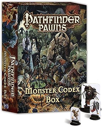 Pathfinder Pawns  Monster Codex Box by Paizo Publishing (2015-10-01)