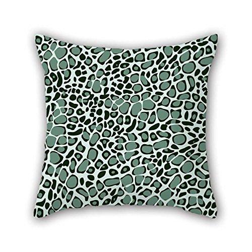 N\A Fundas de Almohada de Leopardo para Ropa de Cama, sofá, Adolescentes, cumpleaños, habitación Infantil al Aire Libre con 2 Lados