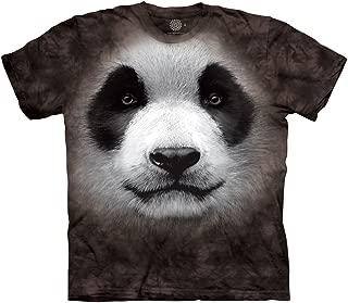 Men's Big Face Panda T-Shirt