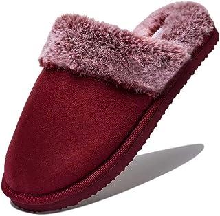 [NeedBo] あったか スリッパ レディース 暖かい ルームシューズ もこもこ ボア付き 冬用 防寒サンダル おしゃれ 滑り止め 室内用 外履き