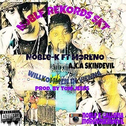 Noble-k feat. Moreno Skindevil