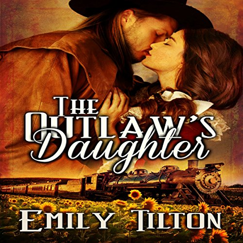 The Outlaw's Daughter audiobook cover art