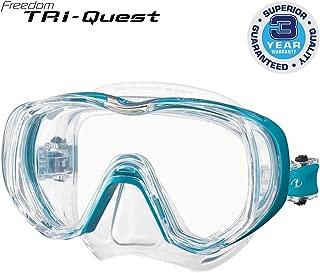 TUSA Freedom HD Scuba Diving Mask
