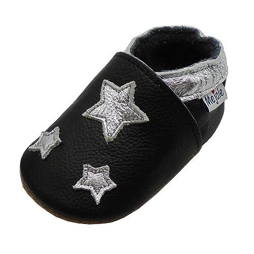 472a26c8892fb Mejale Cuir Chaussures Bébé Chaussons Bébé Chaussures pour Enfants Chaussons