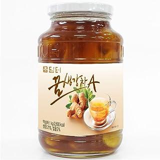 DAMTUH Honey Ginger Tea A, Ginger with Honey, 35 Ounces, One Bottle (1Kg)