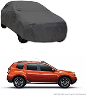 MotRoX Matty Grey Car Body Cover for Renault Duster