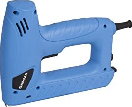 Grampeador Pinador Elétrico 220V, Gamma Ferramentas G1960/BR2, Azul