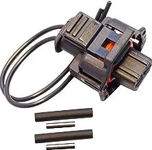 Twowinds - Kit reparación Conector inyector 1928403874 + Aislante termoretractil