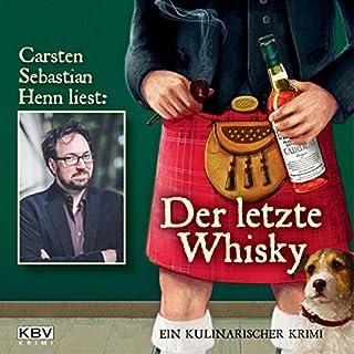 Der letzte Whisky Titelbild