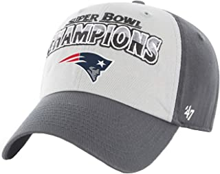 '47 New England Patriots Super Bowl Champions Safety Clean Up Adjustable Hat