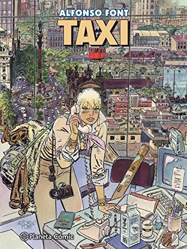 Taxi de Alfonso Font: 122 (BD - Autores Europeos)