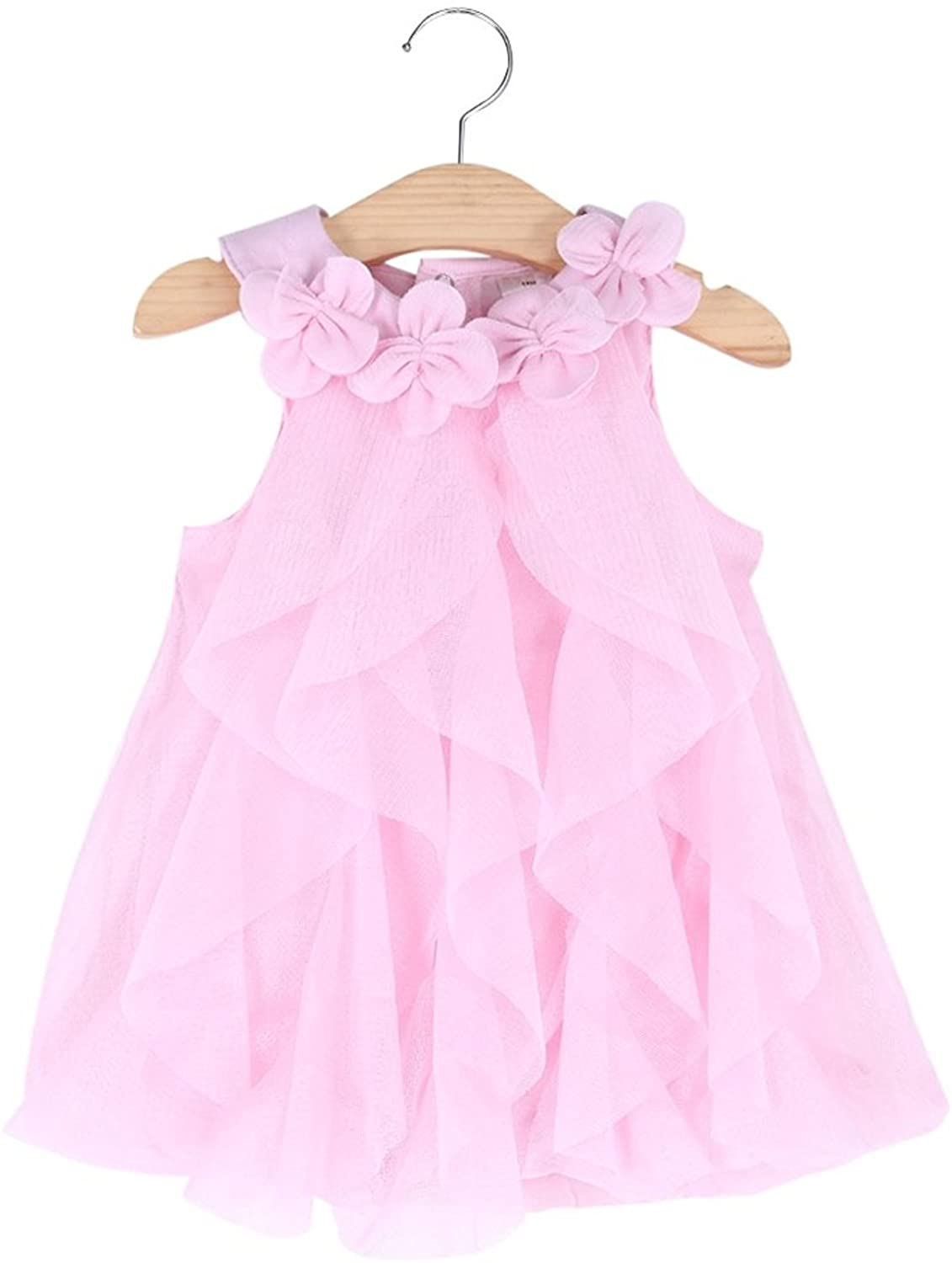 Popular popular WZSYGDTC 0-24 Months Baby Party One-Piece Rom Girls Infant Max 57% OFF Dress