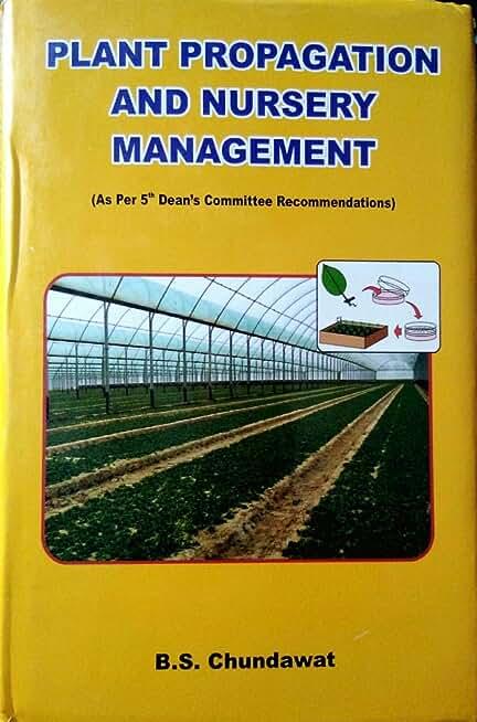 Plant Propagation & Nursery Management