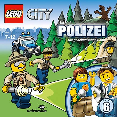Polizei - Die geheimnisvolle Höhle Titelbild