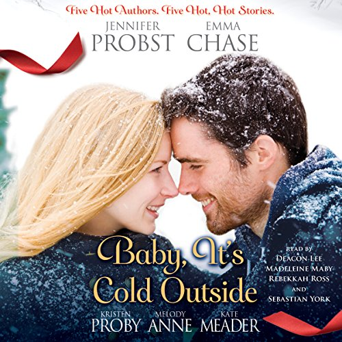 Baby, It's Cold Outside audiobook cover art