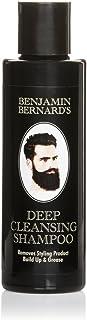 ディープクレンジングシャンプー - ベンジャミンバーナードによる男性用シャンプーの明確化 - 塩素除去、脂っこい髪、プロダクトビルドアップリムーバーのための強力で効果的なシャンプー - 150 ml