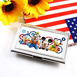 DISNEY COLLECTION Business Card Holder Cartoon Mickey Mouse Clipart Clubhouse Desktop Backgrounds