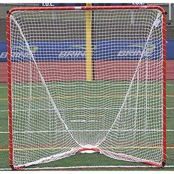 Amazon.com : Brine Backyard Lacrosse Goal (Net Included ...